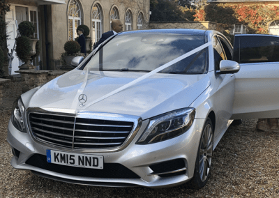 Northbrook Farm S Class Wedding Transfer
