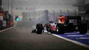 formula one chauffeur