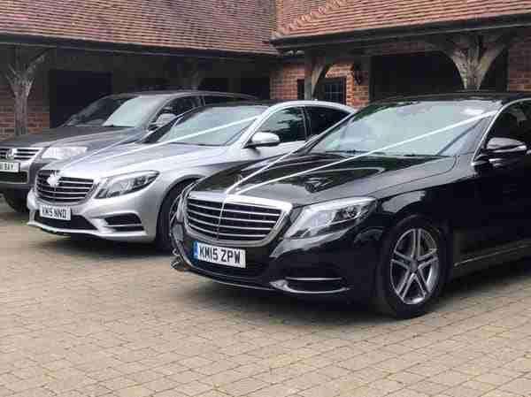 Weybridge Executive Cars